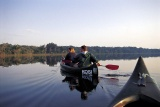 Canoeing outing at Kosi Forest Lodge