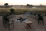 The heart of Camp Hwange