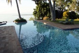 Bumi Hills pool deck