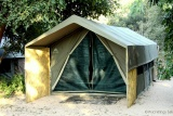 Goliath Safaris meru-style tents