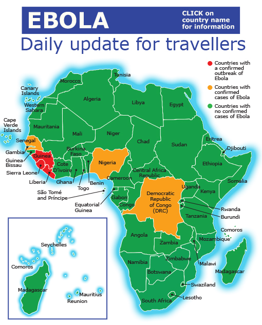 the effects of the ebola outbreak on tourism in africa The impact of ebola on the tourism and hospitality industry in sierra leone they offer little insight into effects on west africa news of ebola outbreak in.