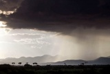 Storm over Meru