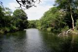 Tsavo River in Tsavo West National Park