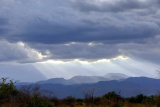Meru np mountains
