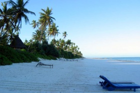 Pristine beaches of Zanzibar