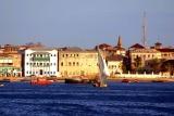 Zanzibar waterfront