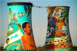 Orlando Cooling Towers, Soweto