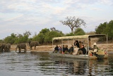 Chobe National Park river cruise