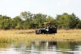 Game driving at Lake Kariba