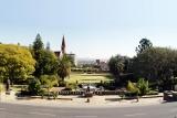 Parliament gardens, windhoek