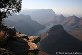 View over Blyde River Canyon, Mpumalanga