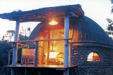 Isibindi zulu lodge bedroom exterior