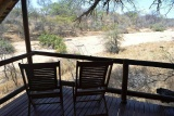 Viewing deck at greenfire