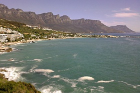 World-famous Clifton Beach