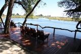 Kwando Lagoon Deck
