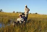 Okavango mekoro trip