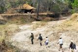 Chikoko camp - arrival i