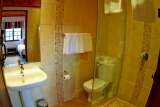 The ark bathroom, Aberdare, Kenya