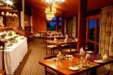 The ark dining room, Aberdare, Kenya