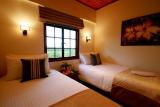 The ark twin room, Aberdare, Kenya