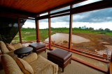 The ark viewing lounge, Aberdare, Kenya