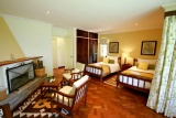 Aberdare country club cottage twin room, Kenya