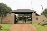 Aberdare country club entrance, Kenya