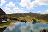 Borana lodge rim pool, Laikipia, Kenya