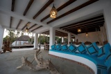 Waterlovers pool lounge, Diani Beach, Kenya