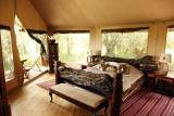 Sala's camp - new honeymoon suite