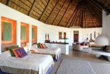 Solio lodge bedroom