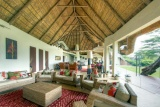 Solio lodge lounge view