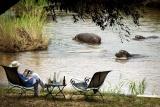 Lion sands narina watching hippo