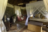 Mbweha camp double room