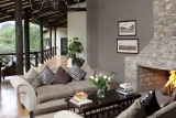 Cosy lounge at  the emakoko