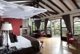 Double room at  the emakoko