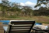 Relaxing pool at  the emakoko