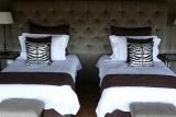 Twin room at  the emakoko
