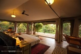 Bedroom with a view, mara plains camp