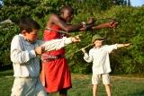 Mara plains camp-childrens-activities