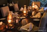 Night dining, mara plains camp