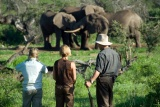 Walking safari - ol donyo lodge