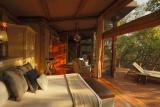 Camp okavango suite interior