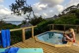 Thonga beach lodge -private honeymoon suite plungep pool