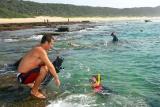 Thonga reef snorkeling