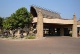 Kingdom Hotel entry gate