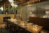 Phinda Homestead dining area