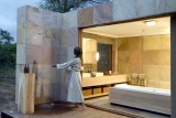 Phinda Homestead outdoor shower