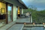 Phinda mountain lodge private deck