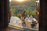 Phinda rock lodge dinner for two
